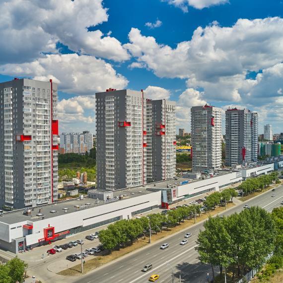 жилые кварталы манхэттена